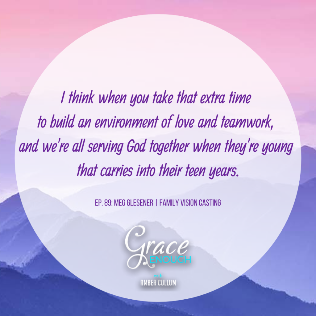 Meg Glesener Inspirational Quote   Family Vision Casting