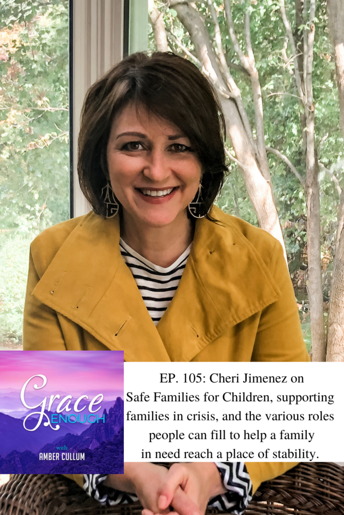 Interview with Cheri Jimenez, Safe Families Raleigh Chapter Director