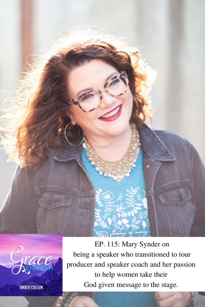 115: Mary Synder   Take the Stage