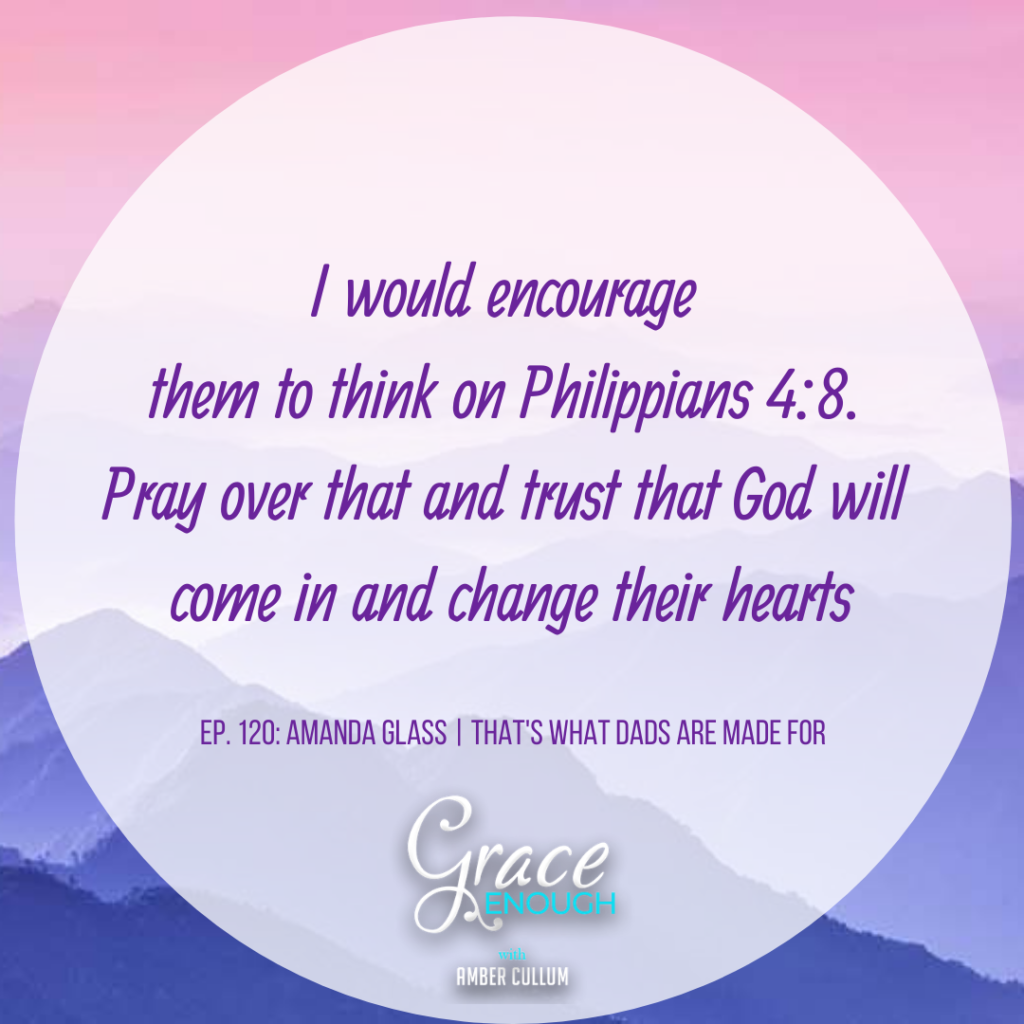 I would encourage them to think on Phil. 4:8. Pray over it and allow God to change their hearts