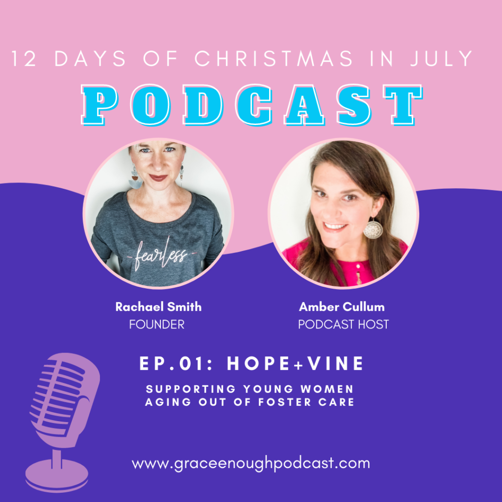 Hope and Vine, Christmas in July