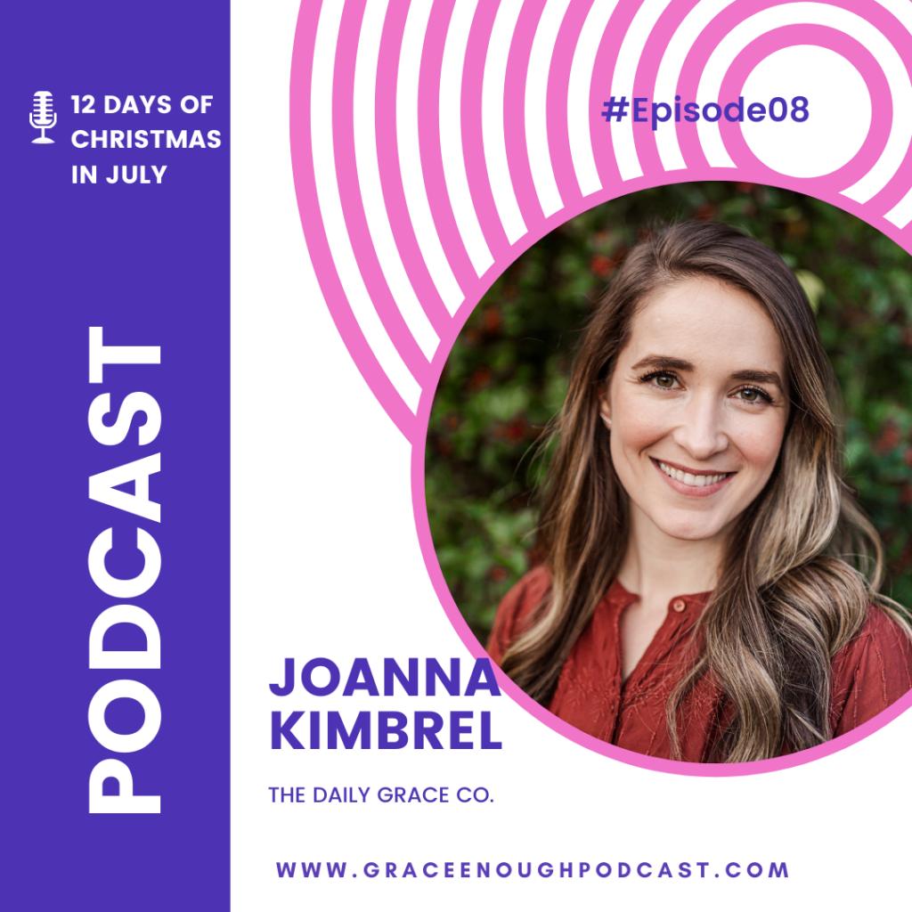The Daily Grace Co. | Joannna Kimbrel