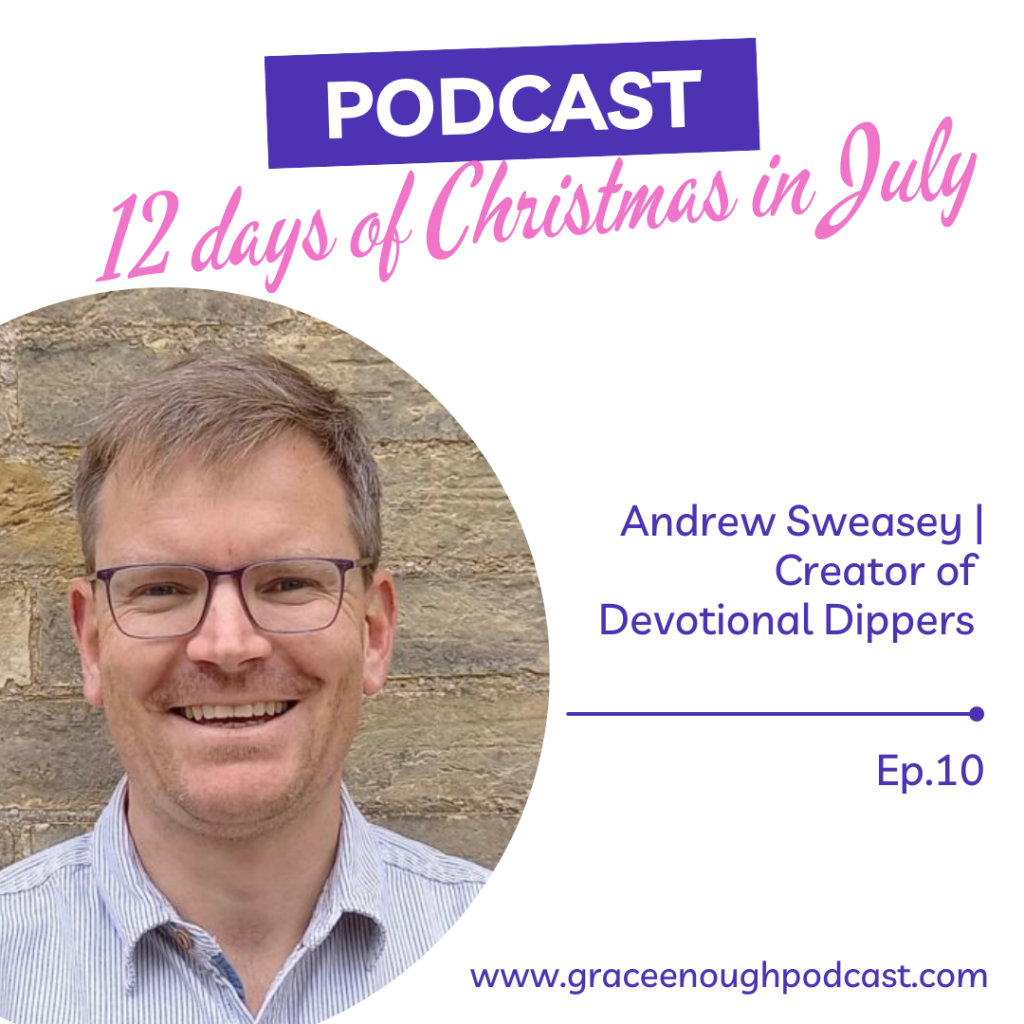 Devotional Dippers   Andrew Sweasey