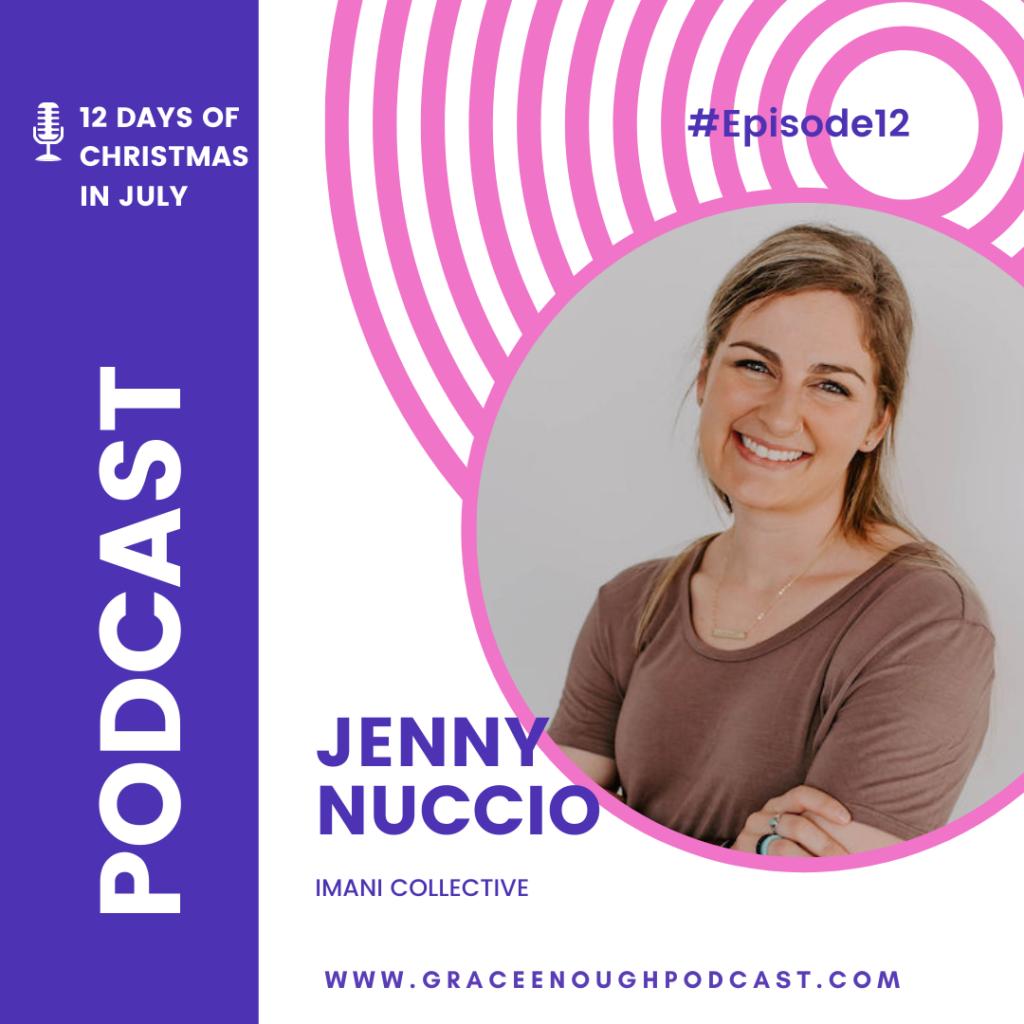 Imani Collective   Jenny Nuccio